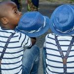 Fête des jumeaux à Pleucadeuc