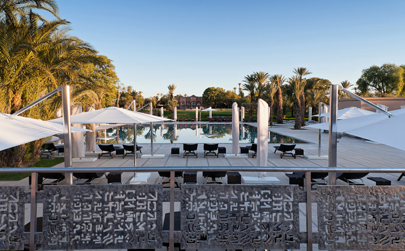 Pullman hôtel de Marrakech